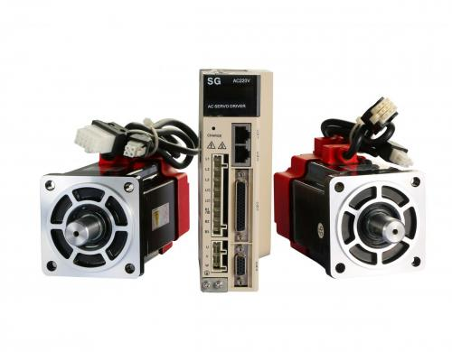 80mm motor with driver